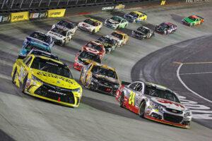 NASCAR in Bristol TN
